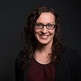 Photo of Courtney Johnston